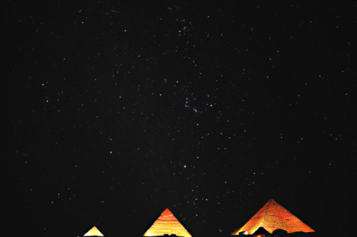 giza background orion