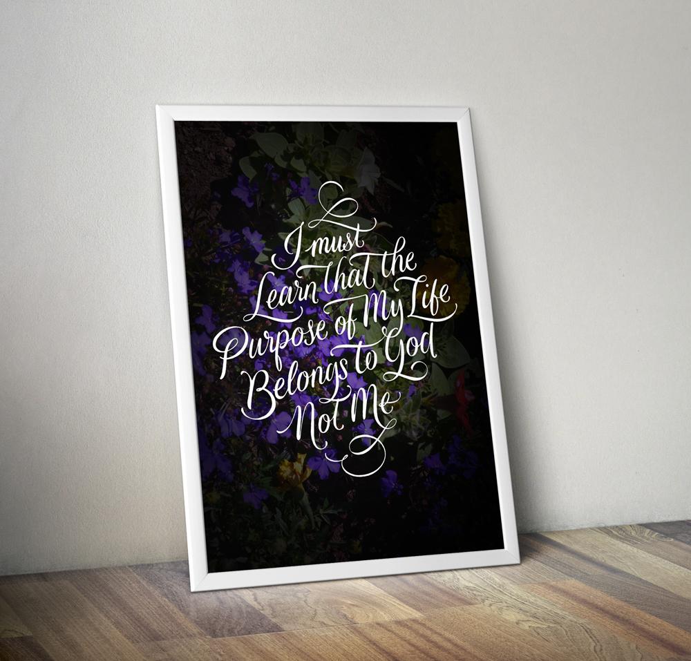 Poster-Frame